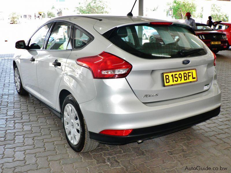 Car Sales Ford Focus Ambiente