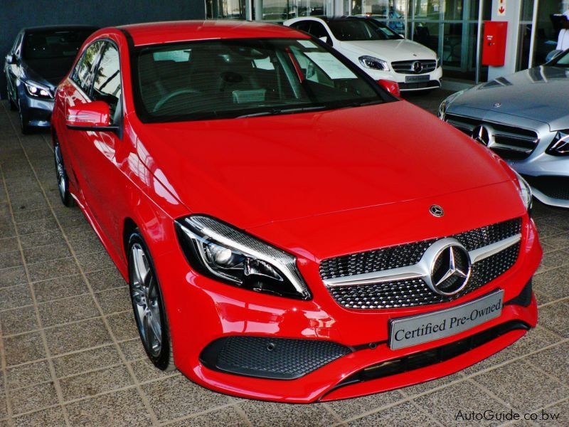 used mercedes benz a200 amg 2017 a200 amg for sale gaborone mercedes benz a200 amg sales. Black Bedroom Furniture Sets. Home Design Ideas