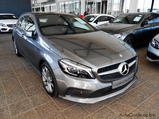 used mercedes benz a220 d 2017 a220 d for sale gaborone mercedes benz a220 d sales. Black Bedroom Furniture Sets. Home Design Ideas