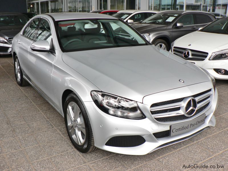 Used mercedes benz c200 2017 c200 for sale gaborone for Mercedes benz c200 2017