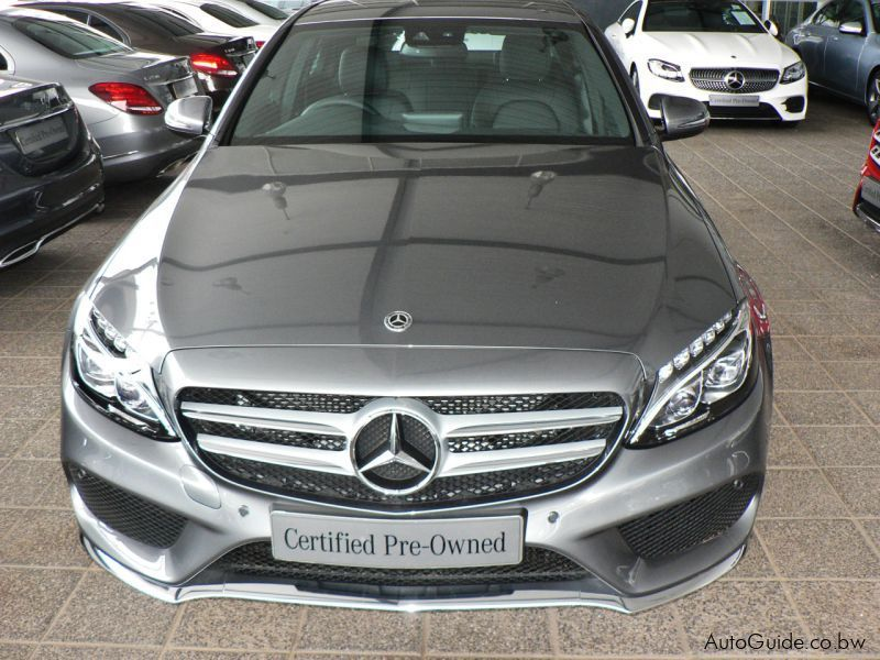 Used mercedes benz c200 amg 2017 c200 amg for sale for Used mercedes benz amg for sale