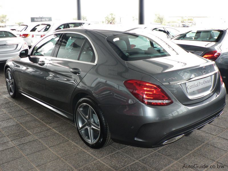 Used Mercedes Benz C200 AMG 2017 C200 AMG For Sale