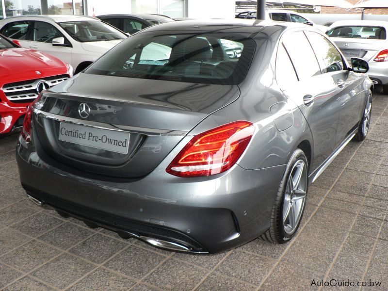 used mercedes benz c200 amg 2017 c200 amg for sale gaborone mercedes benz c200 amg sales. Black Bedroom Furniture Sets. Home Design Ideas