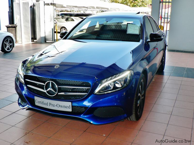 Wonderful Mercedes Benz C250 In Botswana ...
