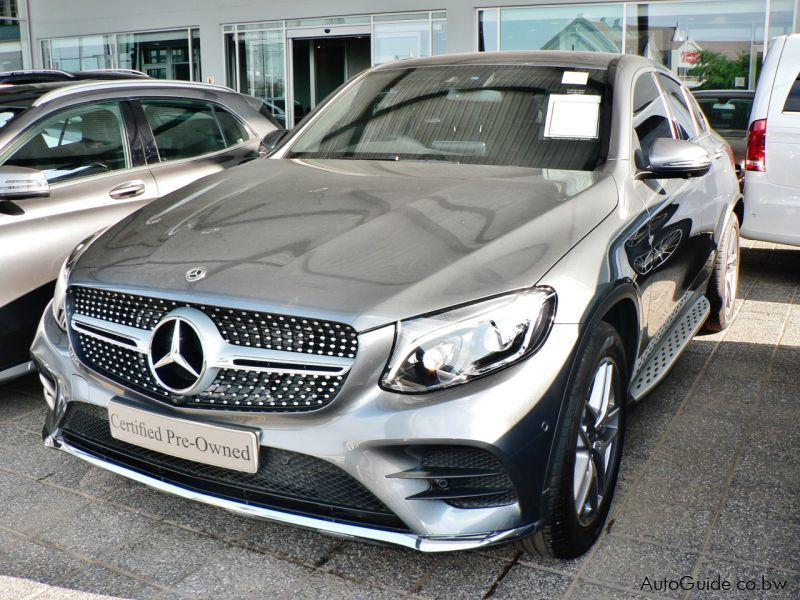 Used Mercedes-Benz GLC 250D | 2017 GLC 250D for sale ...
