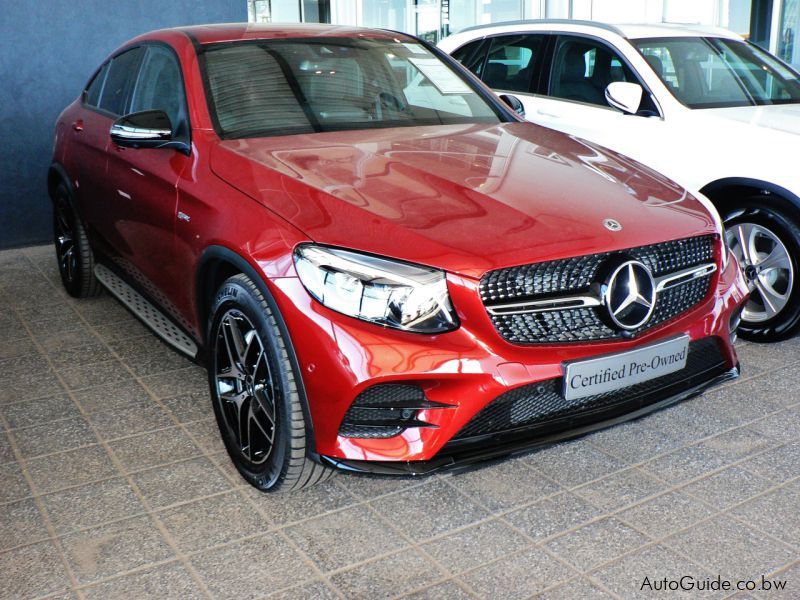 used mercedes benz glc 43 amg 2017 glc 43 amg for sale. Black Bedroom Furniture Sets. Home Design Ideas