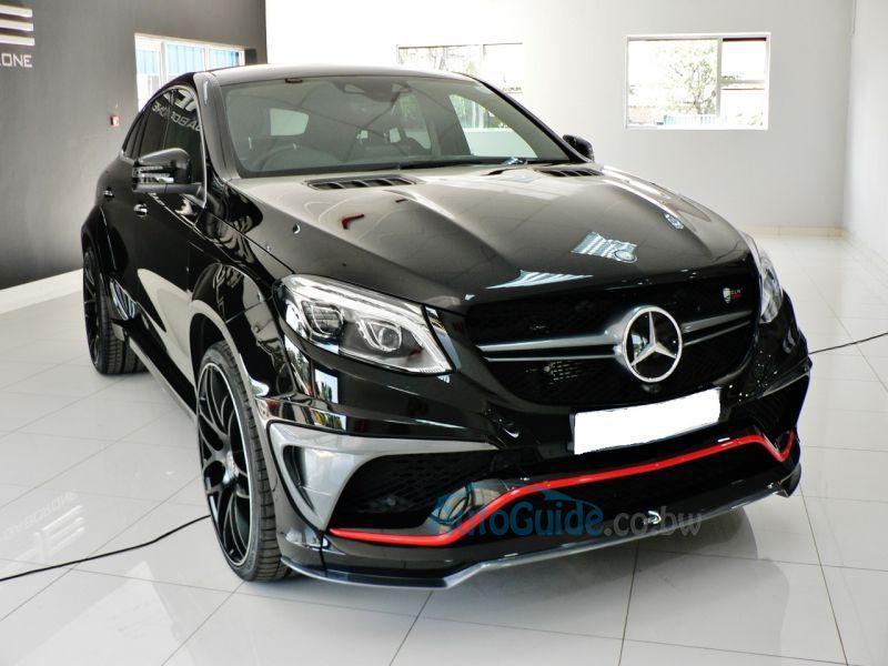 Used Mercedes Benz Gle 63s Amg Lumma Edition 2017 Gle