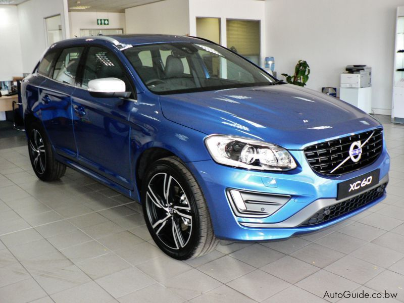 brand new volvo xc60 t5 r design botswana automatic. Black Bedroom Furniture Sets. Home Design Ideas