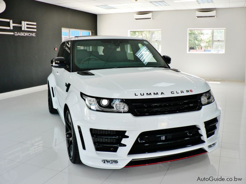 Range Rover Sport For Sale >> Used Land Rover Range Rover Lumma CLR RS Sport | 2018 ...