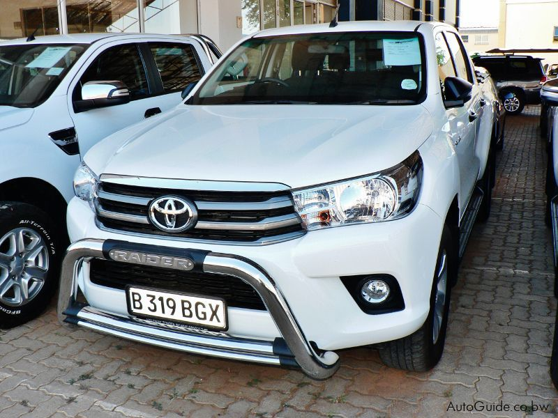 Used Toyota Hilux | 2018 Hilux for sale | Gaborone Toyota