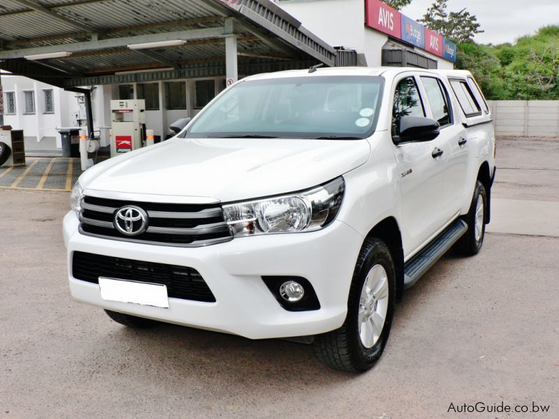 Used Toyota Hilux GD6   2018 Hilux GD6 for sale   Gaborone