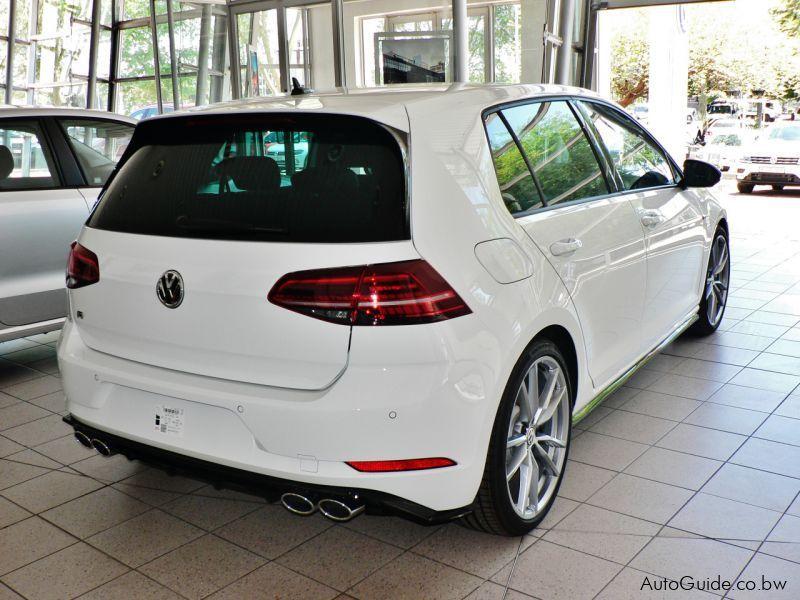 Brand New Volkswagen Golf 7 R 2 0 Tsi Dsg Botswana Dsg