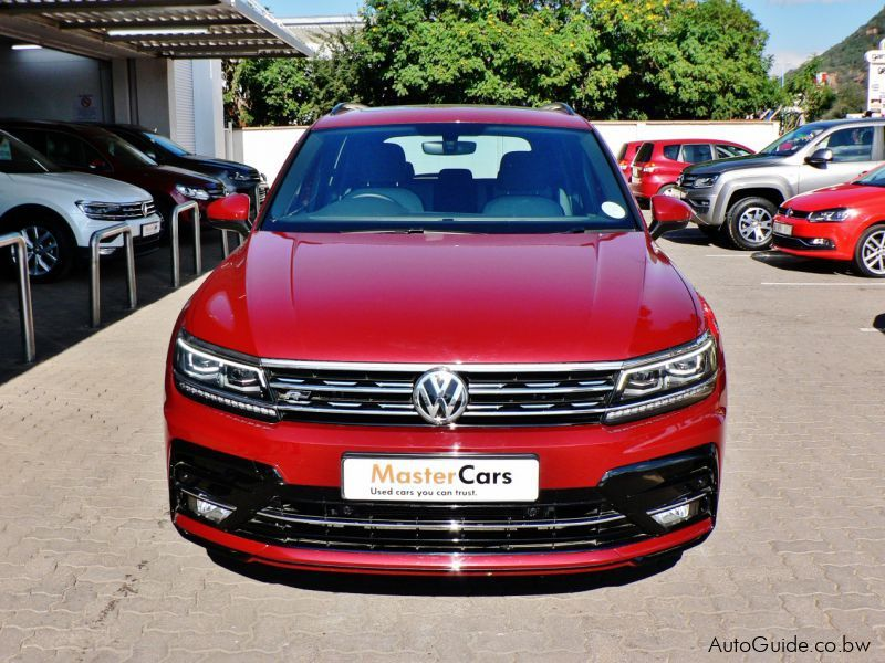 Tucson Used Auto Sales >> Used Volkswagen Tiguan R-Line   2018 Tiguan R-Line for sale   Gaborone Volkswagen Tiguan R-Line ...