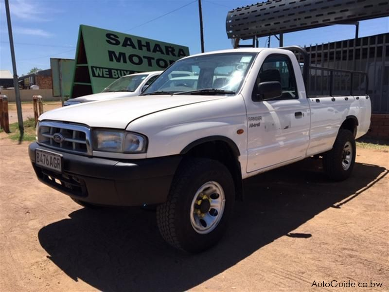 Pre-owned Ford Ranger Hi Trial for sale in