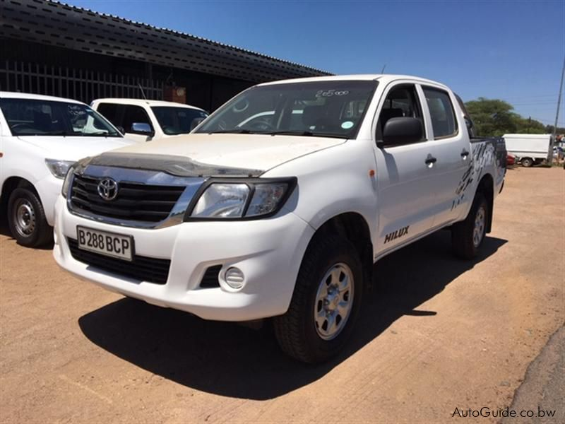 Pre-owned Toyota Hilux SRX for sale in