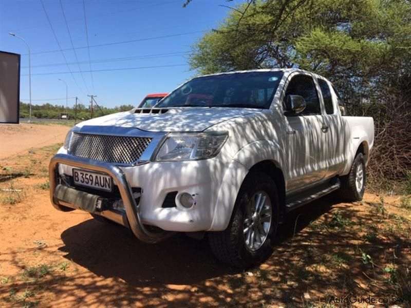Pre-owned Toyota Hilux Raider for sale in