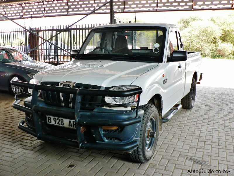 Pre-owned Mahindra Scorpio Pik Up Turbo for sale in