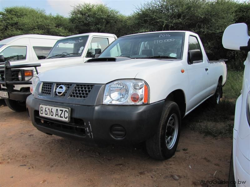 Pre-owned Nissan NP300 for sale in