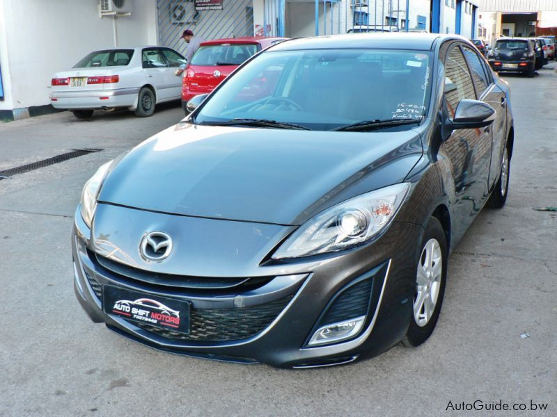 Pre-owned Mazda Axelia for sale in