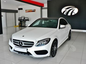 Pre-owned Mercedes-Benz C200 AMG for sale in