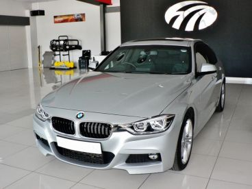 Pre-owned BMW 320i MSport for sale in
