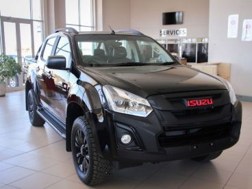 Pre-owned Isuzu D-Max 250 X-Rider Black Edition  for sale in