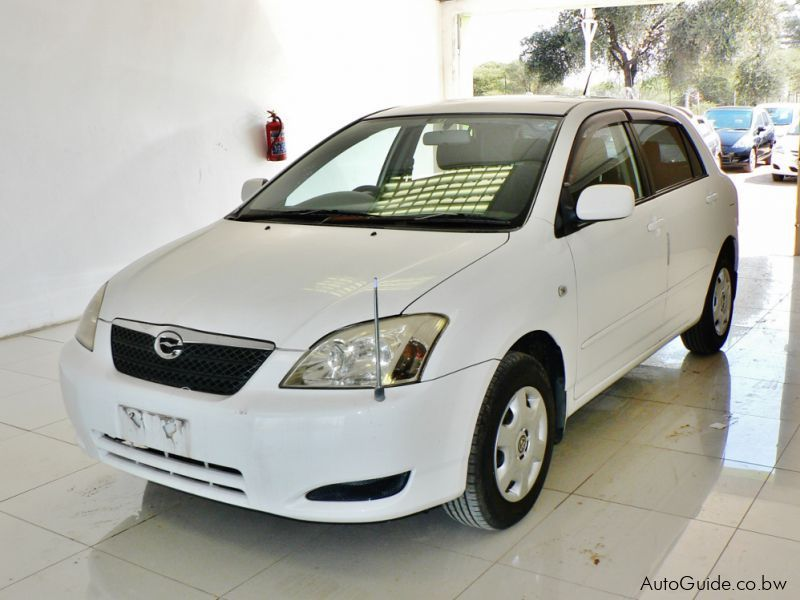 Pre-owned Toyota Runx for sale in