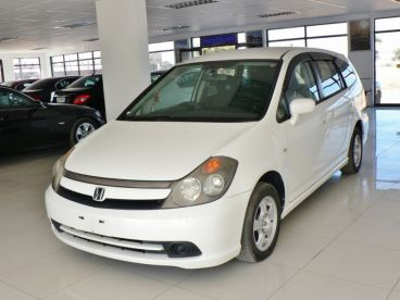 Pre-owned Honda Stream for sale in