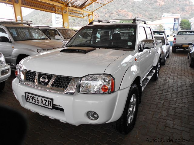 Pre-owned Nissan Hardbody NP300 for sale in Gaborone