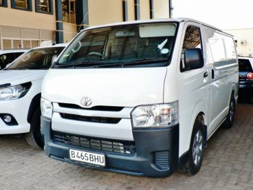 Pre-owned Toyota Quantum D4D for sale in