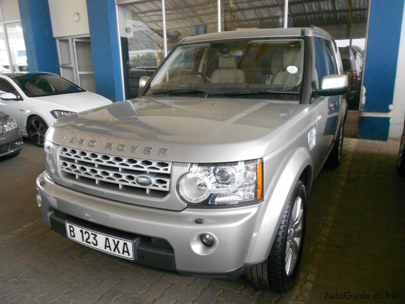 Pre-owned Land Rover Discovery 4SD for sale in