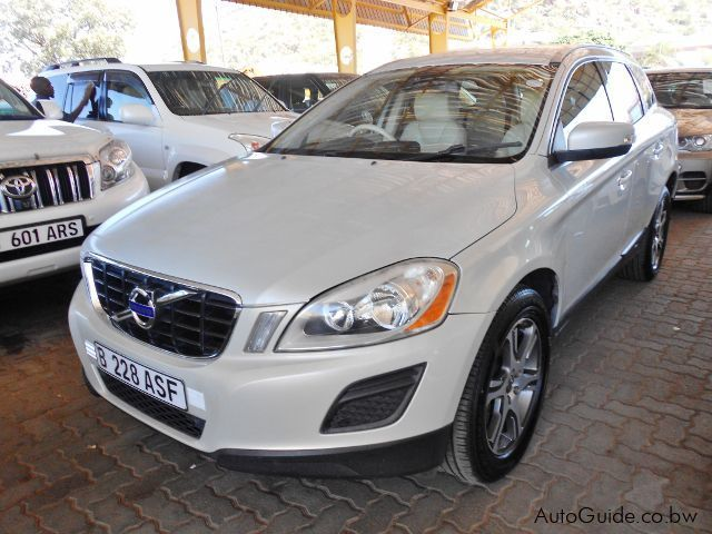 Pre-owned Volvo XC60 T6 for sale in Gaborone