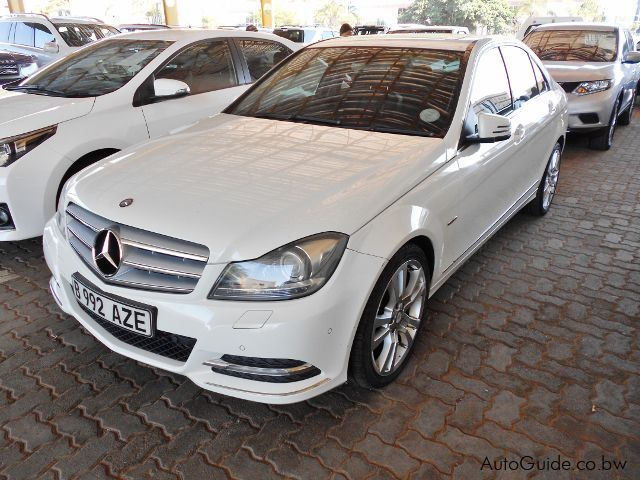 Pre-owned Mercedes-Benz C250 for sale in Gaborone