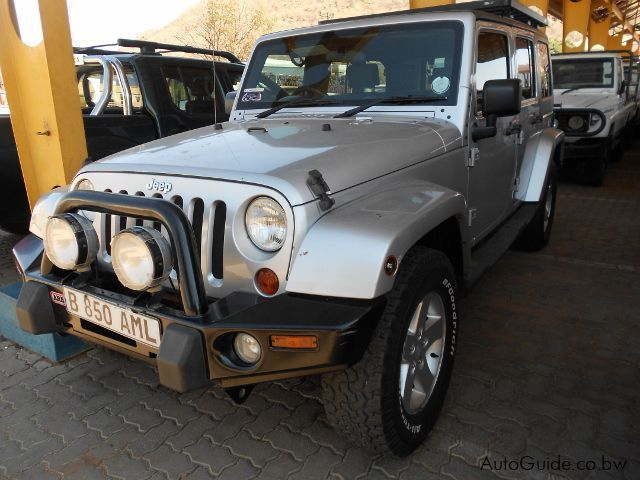 Used Jeep Wrangler for sale in Gaborone