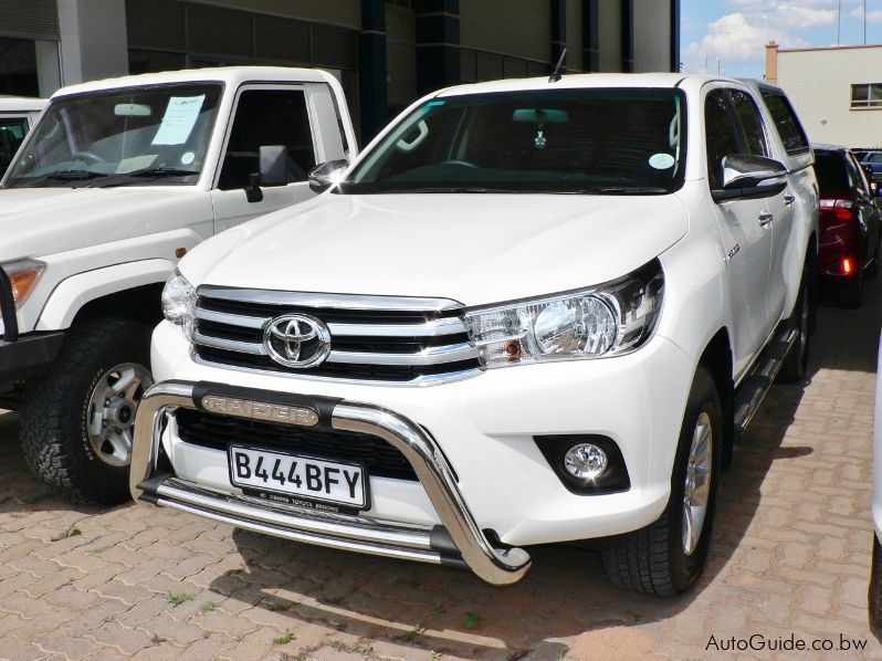 Pre-owned Toyota Hilux GD6 for sale in