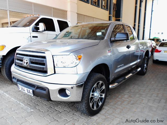 Pre-owned Toyota Tundra for sale in Gaborone