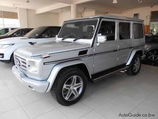 Pre-owned Mercedes-Benz G55 AMG for sale in Gaborone