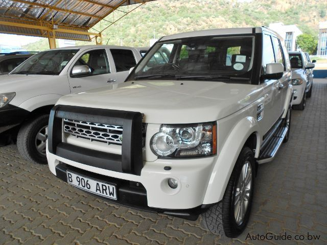 Pre-owned Land Rover Discovery 4 for sale in Gaborone