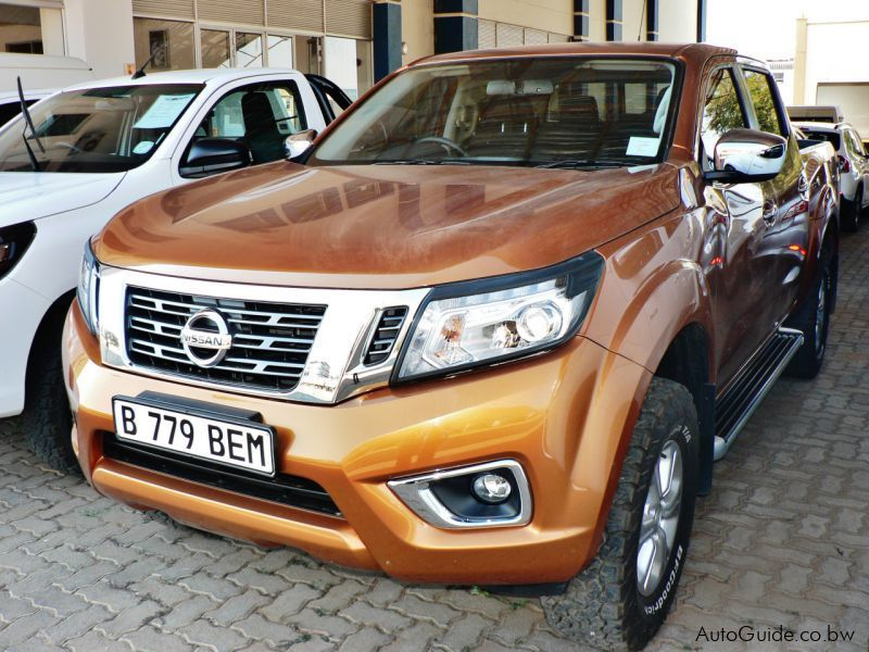 Pre-owned Nissan Navara for sale in