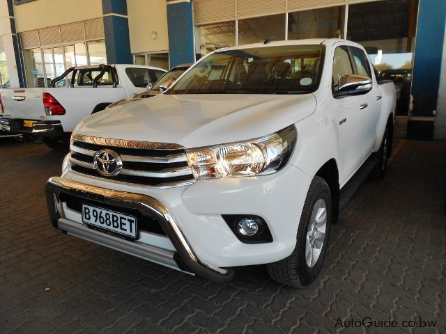 Pre-owned Toyota Hilux GD 6  for sale in