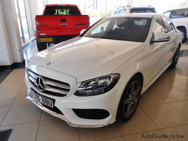 Pre-owned Mercedes-Benz C180 for sale in Gaborone