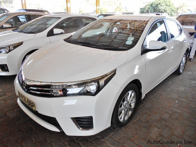 Pre-owned Toyota Corolla  for sale in Gaborone