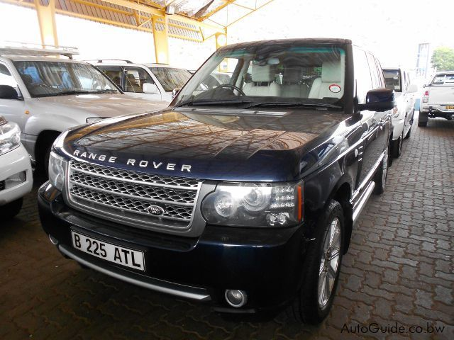 Used Land Rover Range Rover for sale in Gaborone