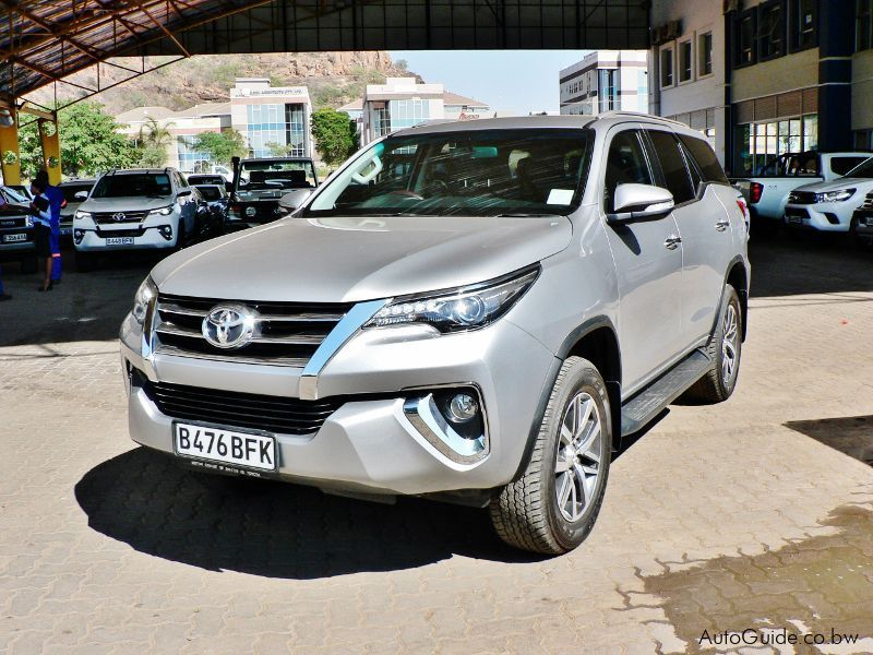 Pre-owned Toyota Fortuner GD6 for sale in