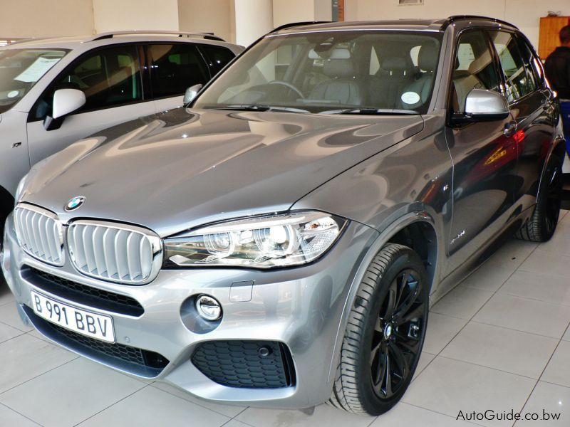 Pre-owned BMW X5 xDrive for sale in