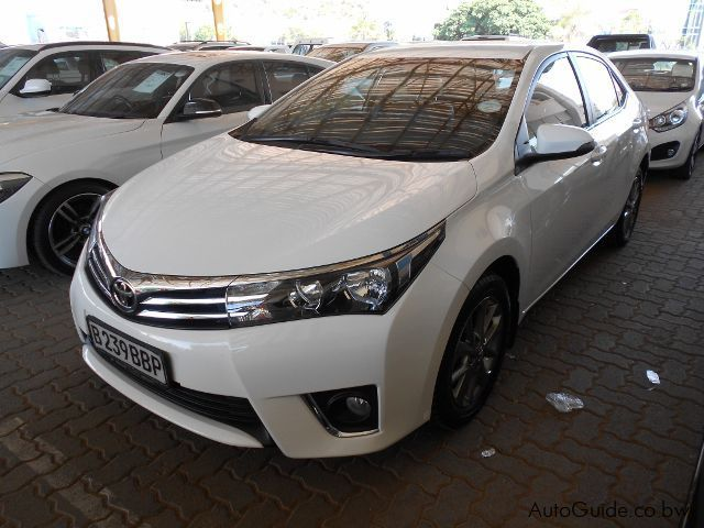 Pre-owned Toyota Corolla Sprinter for sale in Gaborone