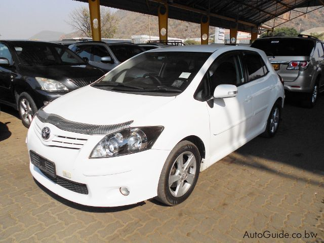 Pre-owned Toyota Auris for sale in Gaborone