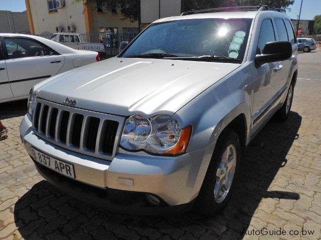 Pre-owned Jeep Grand cherokee for sale in Gaborone