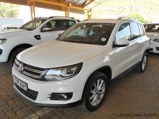 Pre-owned Volkswagen Tiguan for sale in Gaborone