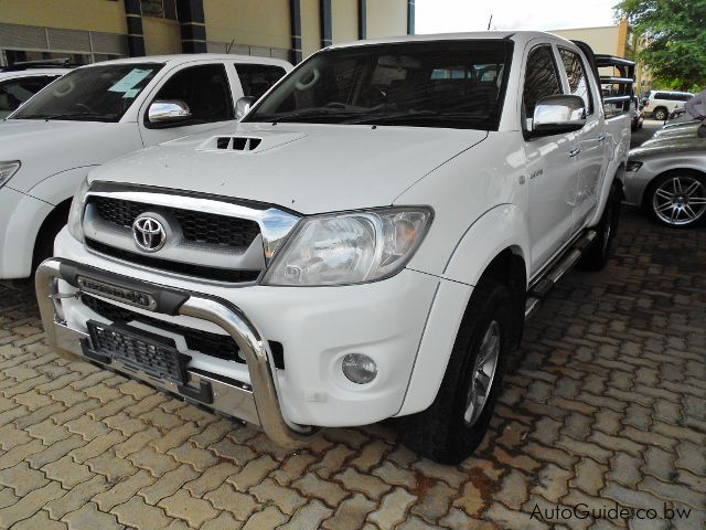 Pre-owned Toyota Hilux Legend 40 for sale in Gaborone